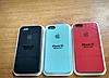 Чехол накладка Silicone Case на Apple iPhone 5/5s, фото 3