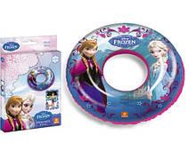 Детский надувной круг Frozen - размер  50см