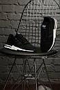 Мужские кроссовки Adidas ZX 500 RM boost black/White, фото 5