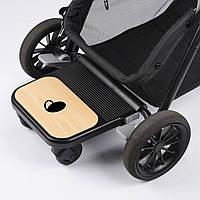 Подставка для второго ребенка,  для коляски Rider board Evenflo®