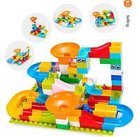 Развивающий конструктор Трек Лабиринт Tumama 52 детали Совместим с LEGO, фото 1