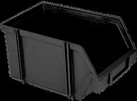 Контейнер модульний середній 230х150х125 мм Чорний