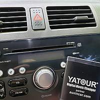 Suzuki PACR MP3 usb aux эмулятор сд Yatour M06 SUZ2