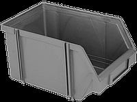 Контейнер модульный средний 230х150х125 мм Металлик, фото 1