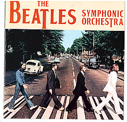 CD-диск The Beatles Symphonic Orchestra