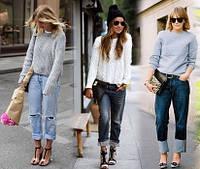 Как выбрать тёплый свитер?
