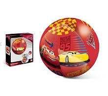"""Мяч надувной детский для пляжа """"Тачки"""" - размер 50см"""