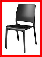 Стул пластиковый Evolutif Charlotte Deco Chair серый, фото 1