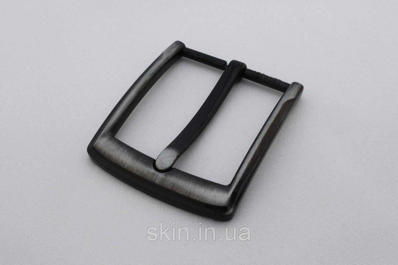 Пряжка ременная, ширина - 45 мм, цвет - черный, артикул СК 5347