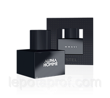 Парфумерна вода ALPHA HOMME pour homme, 50 мл.