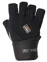 Перчатки для тяжелой атлетики Power System S2 Pro FP-04 Black S, фото 1