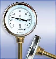 Термометры биметаллические ТБ стандарт