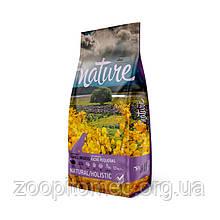 Корм холистик для собак мелких пород Satisfaction Nature (Сатисфекшн)Maintenance Small Breed курица+рис, 12 кг