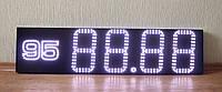 Ценник для АЗС 1350х320мм