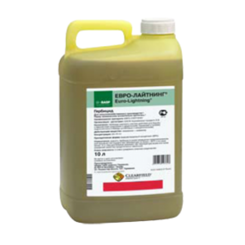 Гербіцид Євро-Лайтнінг (імазамокс 33г/л+імазапір 15г/л) на соняшник, ОРИГІНАЛ BASF