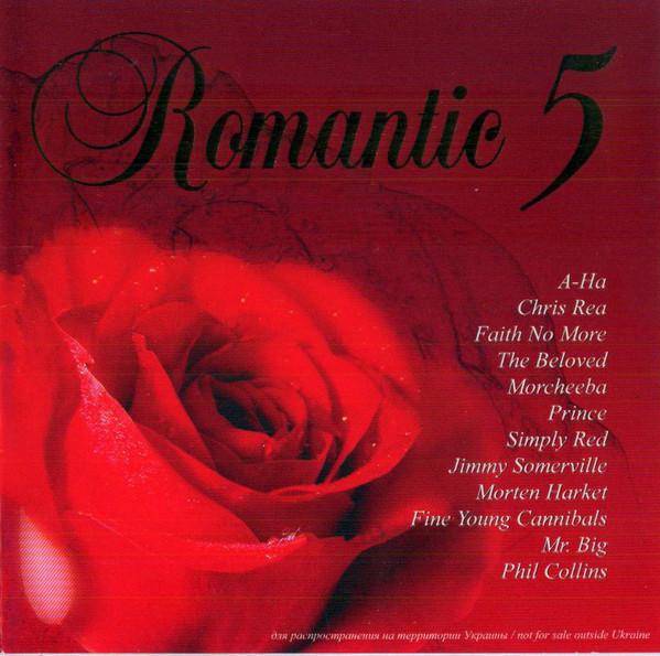 CD-диск Various – Romantic 5