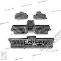 Коврики автомобильные резиновые Rezaw-Plast RP 203601 для Chrysler Voyager IV (7 Seats) 2001 – 2006