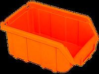 Контейнер облегченный малый 170х110х75 мм Оранжевый, фото 1