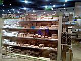 Панели для магазина, экспопанели, клен, шаг 100мм, 12 пазов, фото 5