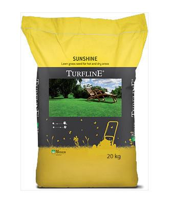 Газонная трава для солнца Turfline Sunshine / Саншайн, DLF Trifolium - 20 кг