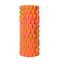 Масажер MS 0857-1 рулон для йоги, EVA, 4 кольори мультиколір Помаранчевий