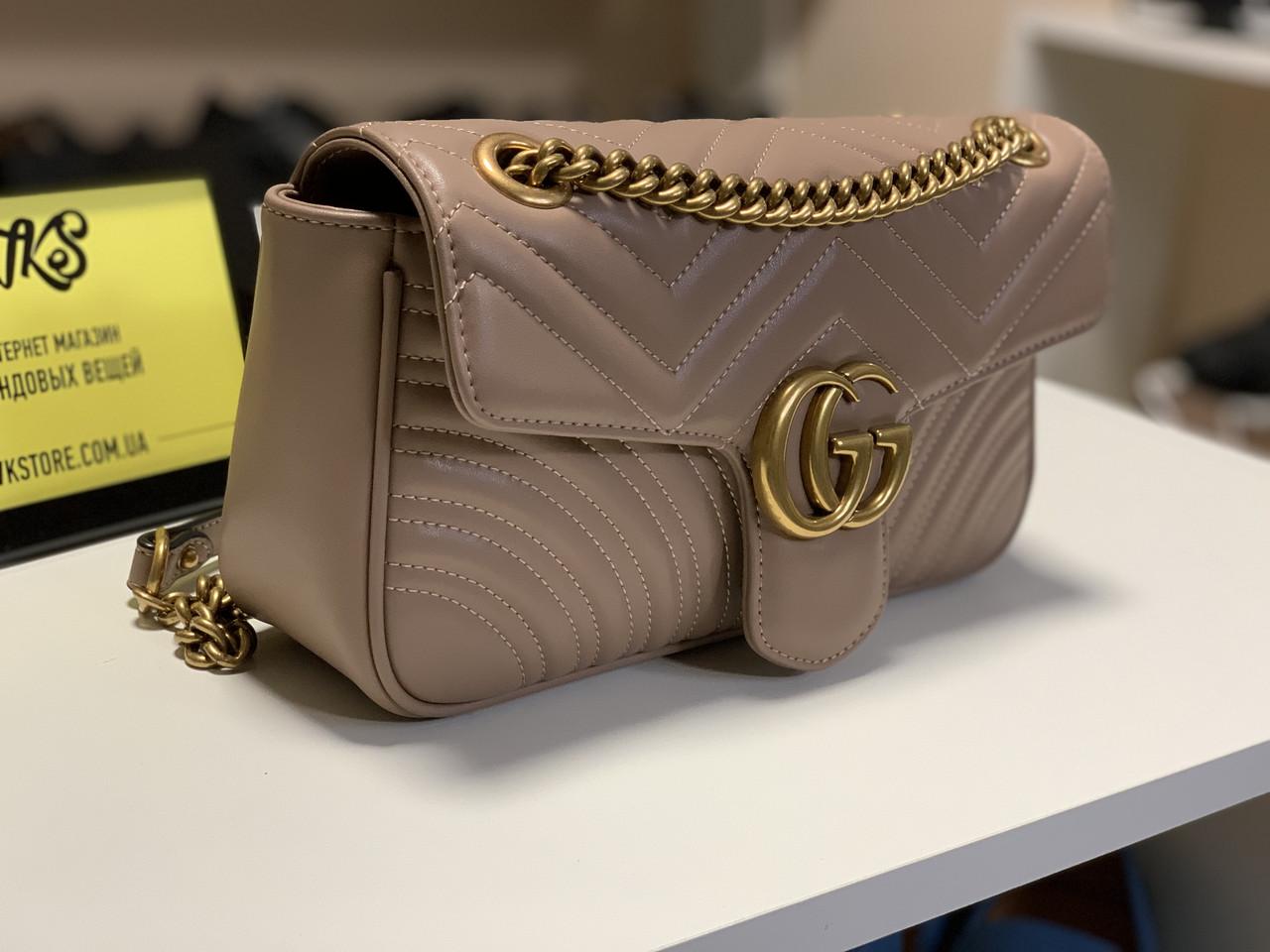 Женская сумка GG Marmont Original quality