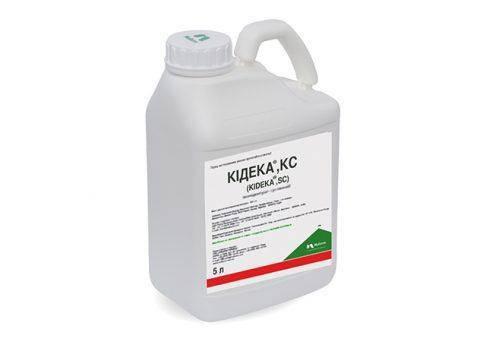 Гербицид Кидека КС Nufarm - 5 л., фото 2