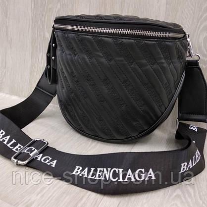 Сумка  Balenciaga, черная, фото 2