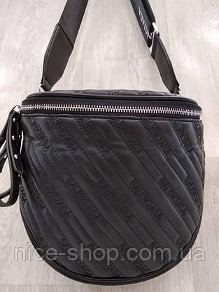 Сумка  Balenciaga, черная, фото 3