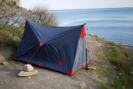 Намет Tramp Sputnik. Палатка Tramp Sputnik. Палатка туристическая. Намет туристичний
