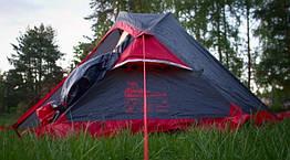 Намет Tramp Sarma 2 v2. Палатка туристическая. Намет туристичний