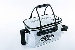 Сумка рибальська Tramp Fishing bag EVA White - S (14 Л) 35 х 20 х 20 см