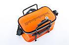 Сумка рибальська Tramp Fishing bag EVA Orange - S  (14 Л) 35 х 20 х 20 см, фото 3