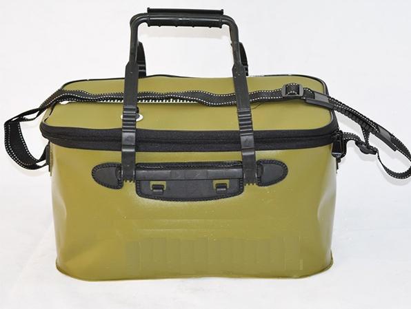 Сумка рибальська Tramp Fishing bag EVA Avocado - S (14 Л)