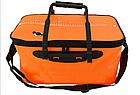 Сумка рибальська Tramp Fishing bag EVA Orange - M (28 Л) 45 х 25 х 25 см, фото 6