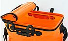 Сумка рибальська Tramp Fishing bag EVA Orange - M (28 Л) 45 х 25 х 25 см, фото 7