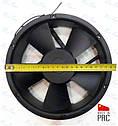 Универсальный осевой вентилятор Tidar 220×220×60мм, 220В, 0,31А (круглый), фото 2