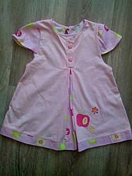Платье для девочки р.92см