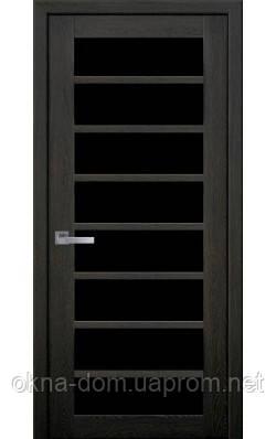 Двери межкомнатные Новый Стиль Виола BLK ПВХ Ультра