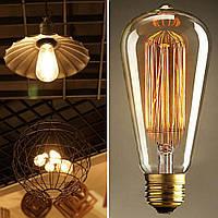 Ретро-лампа Эдисона Loft  VITOONE ST64 40W Е27