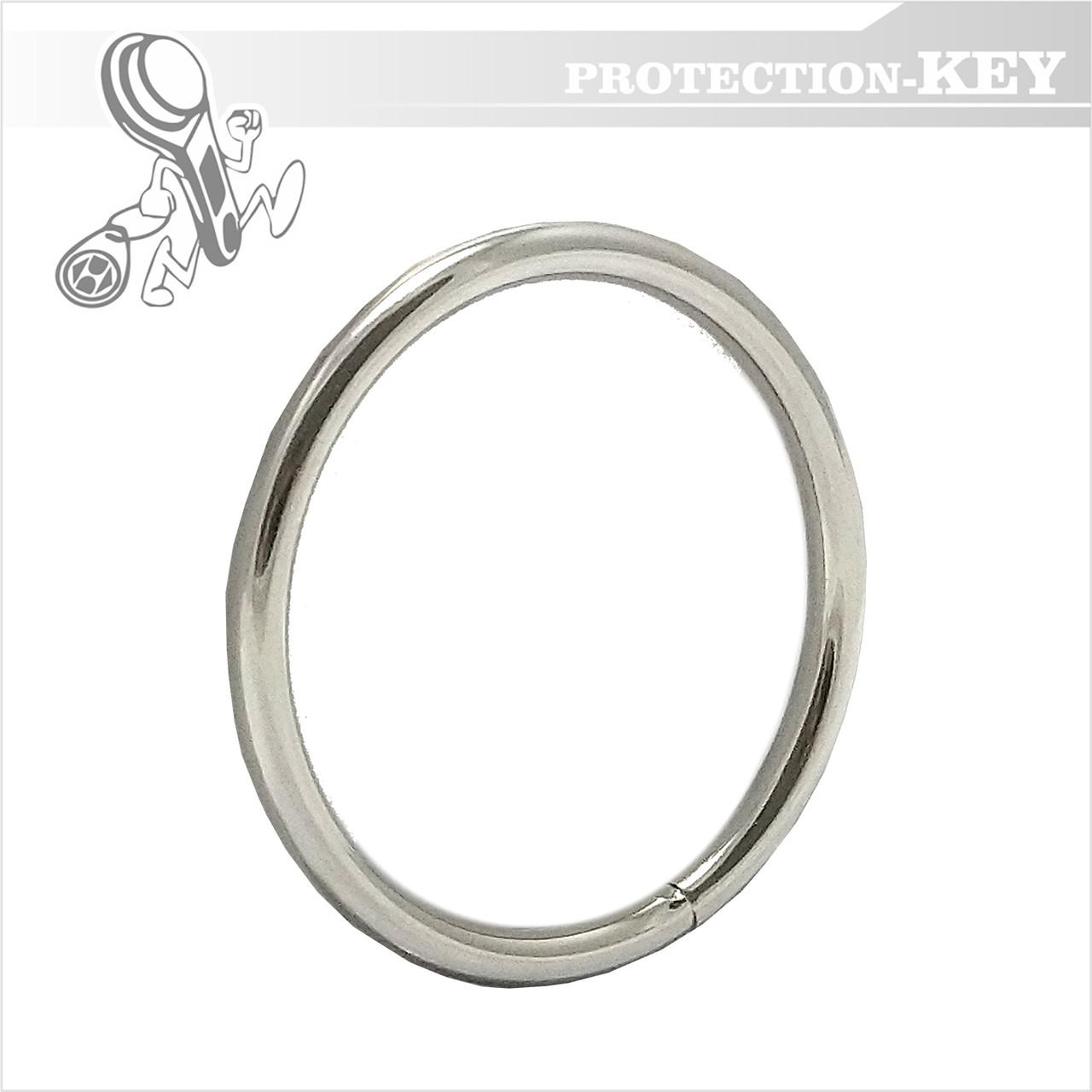 Кольцо металлическое сплошное Ø 38 * 3,5 мм
