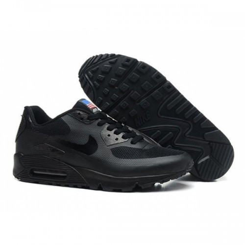 bb20b964 Кроссовки мужские Nike Air Max 90 Hyperfuse USA Black