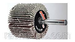 Круг шлифовальный лепестковый с оправкой  КЛО 40*30*6 Р80