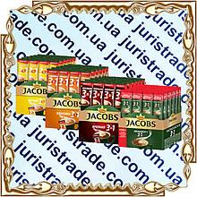 Кофе в пакетиках Jacobs (Якобс) 3 в 1 12 г. 24 шт./уп.