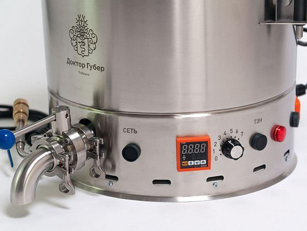 "Сыроварня ""Доктор Губер"" на 30 литров (мощ. 4 кВт)"