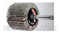 Круг шлифовальный лепестковый с оправкой  КЛО 40*40*6 Р80