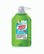 Моющее средство для мытья посуды Яблоко, 5 л, Пуся