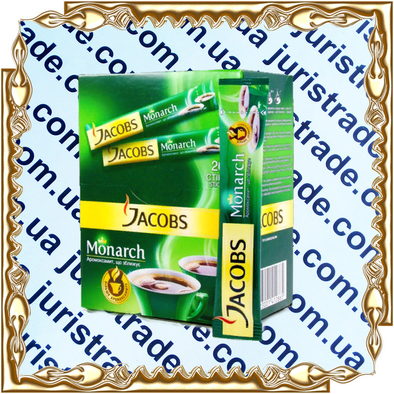 Кофе Jacobs (Якобс) стик 2г, карт. упаковка