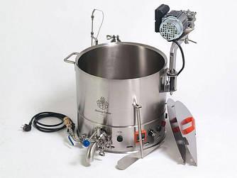 Крафтовая сыроварня Доктор Губер, 70 л (4 кВт)