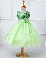 Нарядное платье для девочки размер 122.